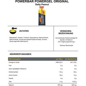 PowerBar PowerGel Original Kotelo 24x41g, Salty Peanut